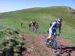 Kerékpárral  a hegyekben