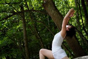 A jóga gyakorlása