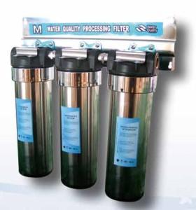 A víztisztító berendezések típusai