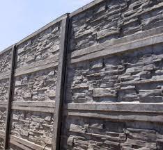 Jó választás a betonkerítés