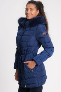 bd7a332916 Kellemesen meleg női télikabát - HegyivadászokHegyivadászok